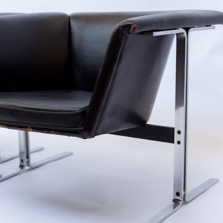 Late 20th Century Geoffrey Harcourt Chair for Artifort, Model 042, Netherlands, 1970s