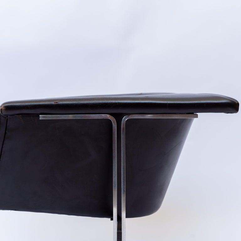 Geoffrey Harcourt Chair for Artifort, Model 042, Netherlands, 1970s 2