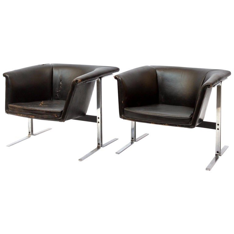 Geoffrey Harcourt Chair for Artifort, Model 042, Netherlands, 1970s