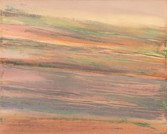 'Geologic', Large San Francisco Bay Area Abstract, Palm Springs Museum of Art