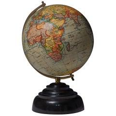 Geographia Globe, circa 1950
