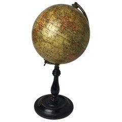 Geographia 6 inch Terrestrial Globe London, 1923
