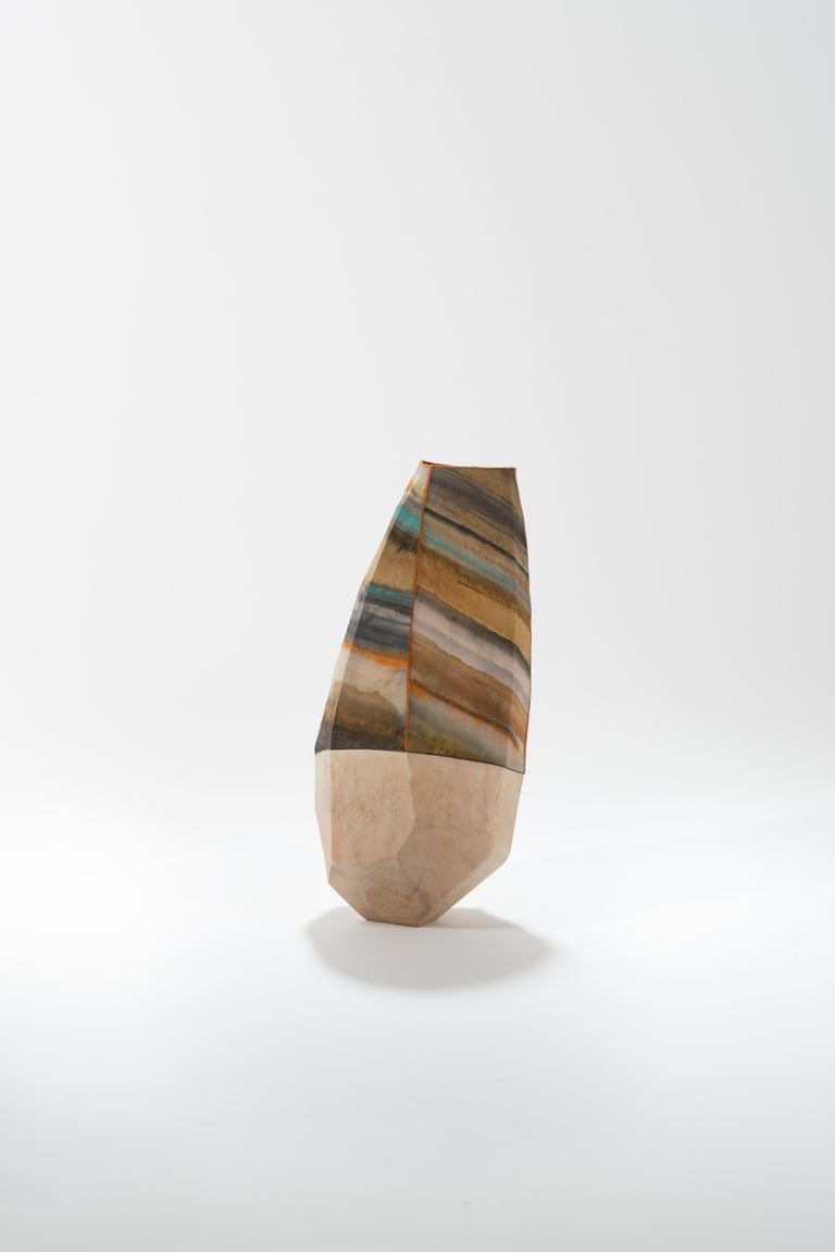 Organic Modern Geology II - Aware Unique Sculpture For Sale
