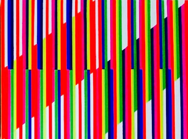 Other Geometría Cromática I / Lao Gabrielli / Artist For Sale