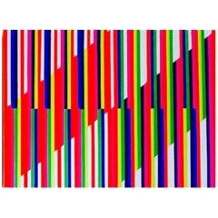 Geometría Cromática I / Lao Gabrielli / Artist