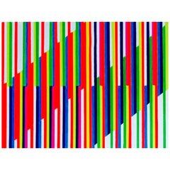 Geometría Cromática II / Lao Gabrielli / Artist
