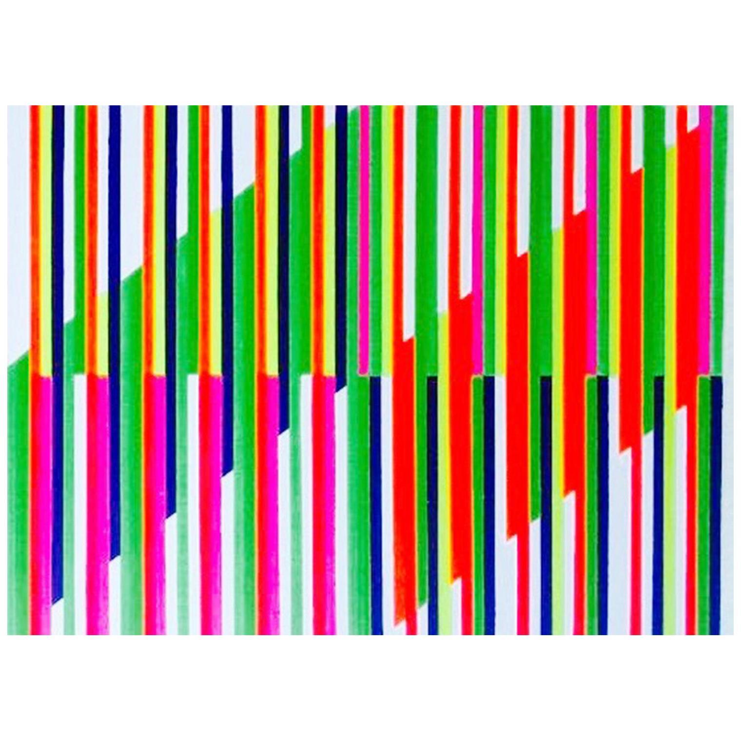 Geometría Cromática III / Lao Gabrielli / Artist