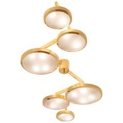 Geometria Sospesa Ceiling Light by form A
