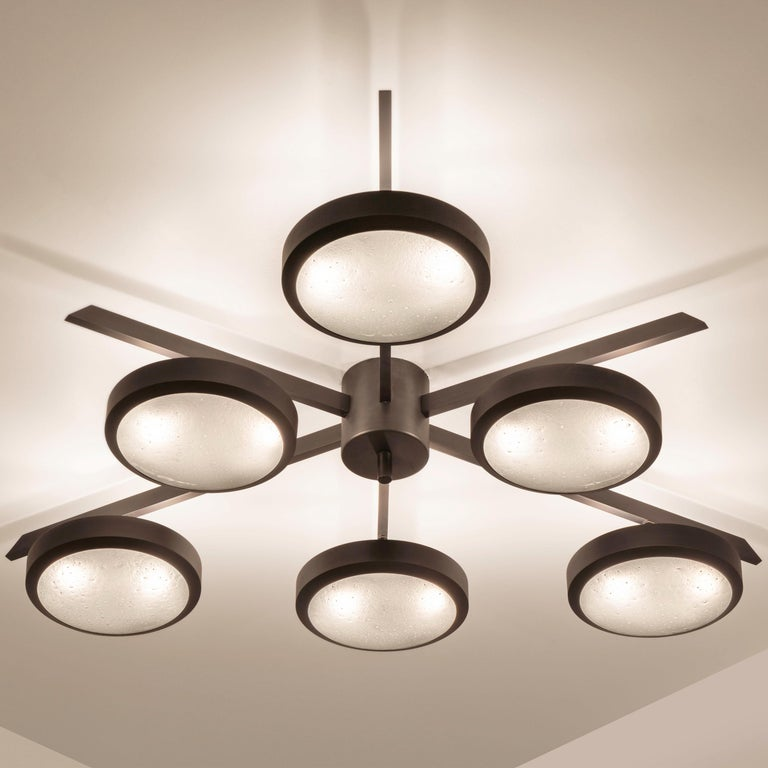 Modern Sei Ceiling Light by form A For Sale