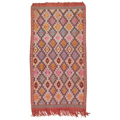 Turkish Central Asian Rugs