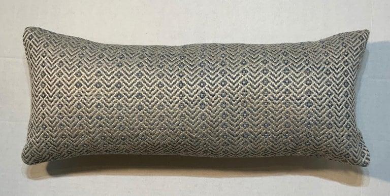 Geometric Motif Pillow For Sale 2