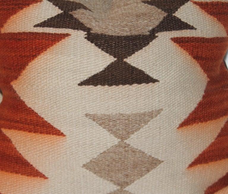 Adirondack Geometric Navajo Indian Weaving Pillows For Sale