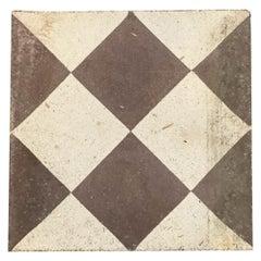 Geometric Reclaimed Tiles