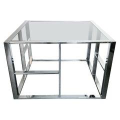Geometric Table FINAL CLEARANCE SALE