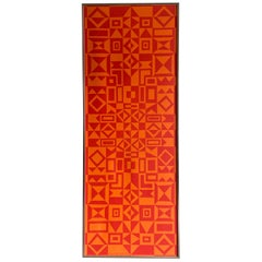 """Geometry"" Environmental Enrichment Panel by Alexander Girard, 1971"