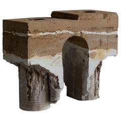 Geomorphic Vase by Christian Zahr