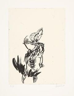 Aus der Anatomie (From anatomy) - 21st Century, Georg Baselitz, Horse, Animal
