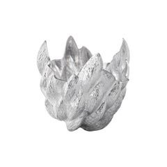 Georg Jensen 1402 Handcrafted Sterling Silver Bowl by Allan Scharff