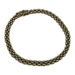 Georg Jensen 18 Karat Gold Bracelet
