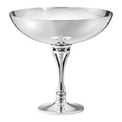 Georg Jensen 532E Sterling Silver Champagne Goblet by Harald Nielsen
