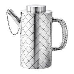 Georg Jensen 819B Sterling Silver Cocktail Shaker by Sigvard Bernadotte