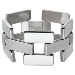 Georg Jensen bracelet designed by Astrid Fog Denmark 194