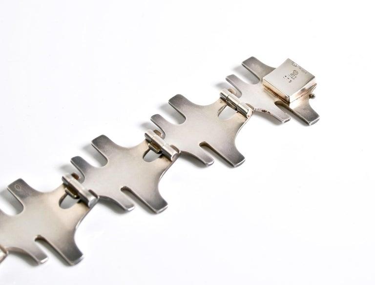 Women's Georg Jensen Bracelet Designed by Ibe Dhalquist Denmark Georg Jensen Jewelry For Sale