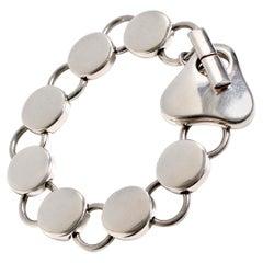 Georg Jensen Bracelet Designed by Regitz Overgaard, Denmark