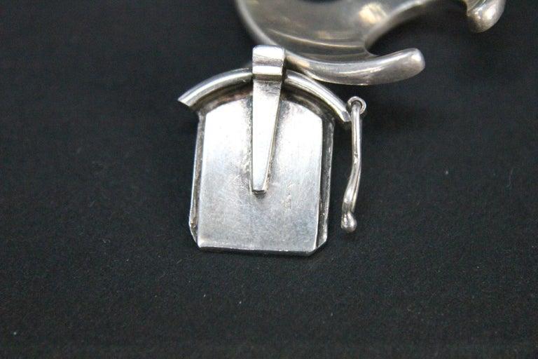 Georg Jensen Bracelet Henning Koppel Sterling Silver No 130B Denmark 7