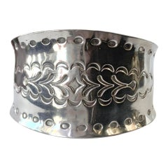 Georg Jensen Cuff Bracelet