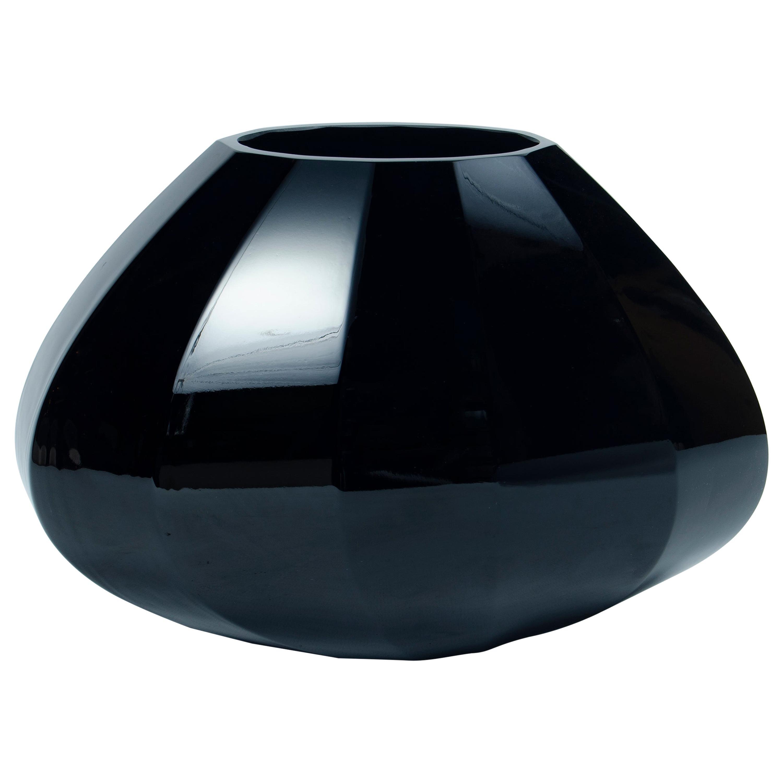 Georg Jensen Glass Vase