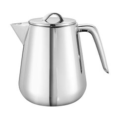 Georg Jensen Helix Tea Pot in Stainless Steel by Bernadotte & Kylberg