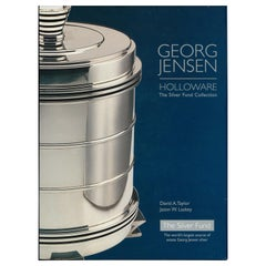 Georg Jensen Holloware, The Silver Fund Collection 'Book'