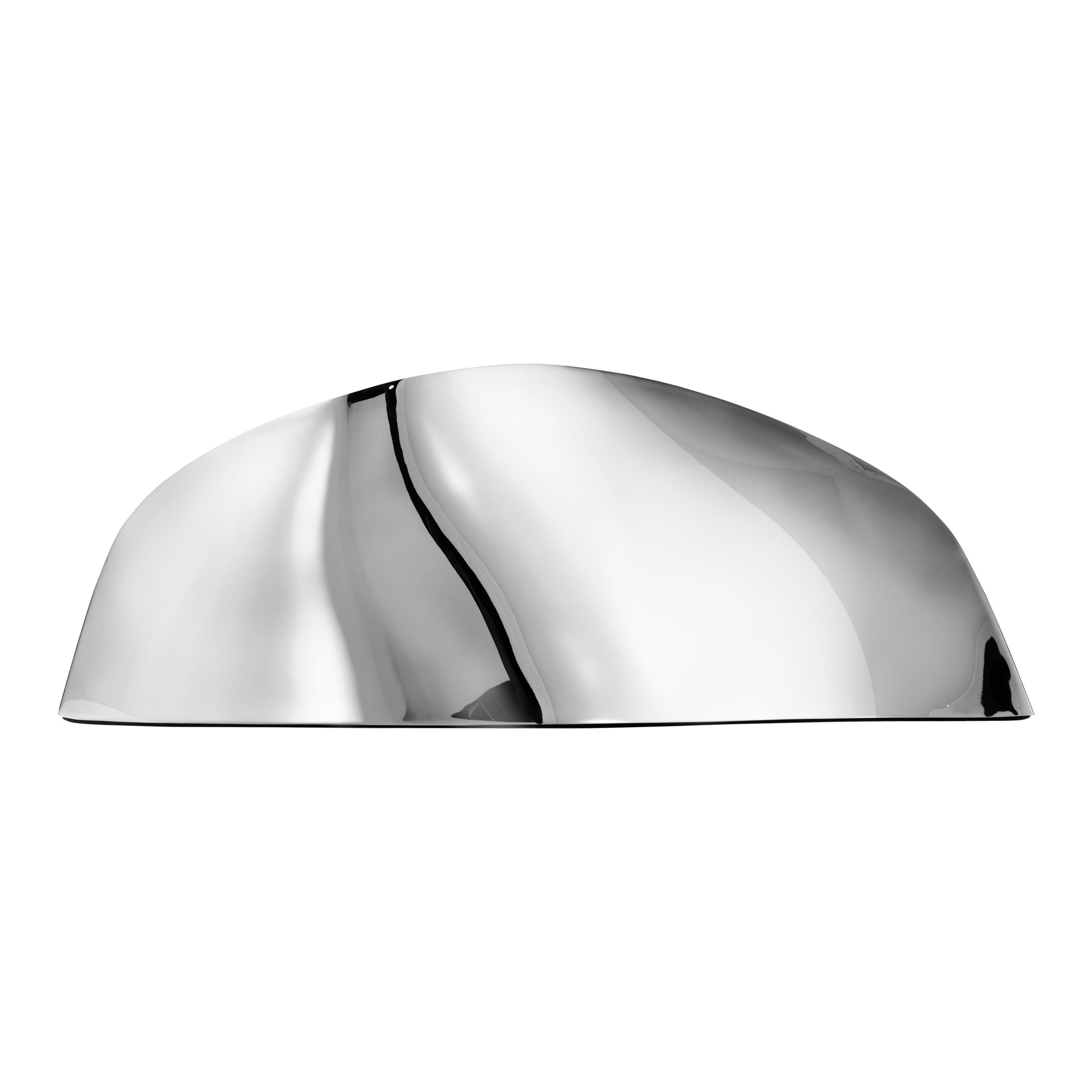 Georg Jensen Indulgence Champagne Bowl in Stainless Steel by Helle Damkjær