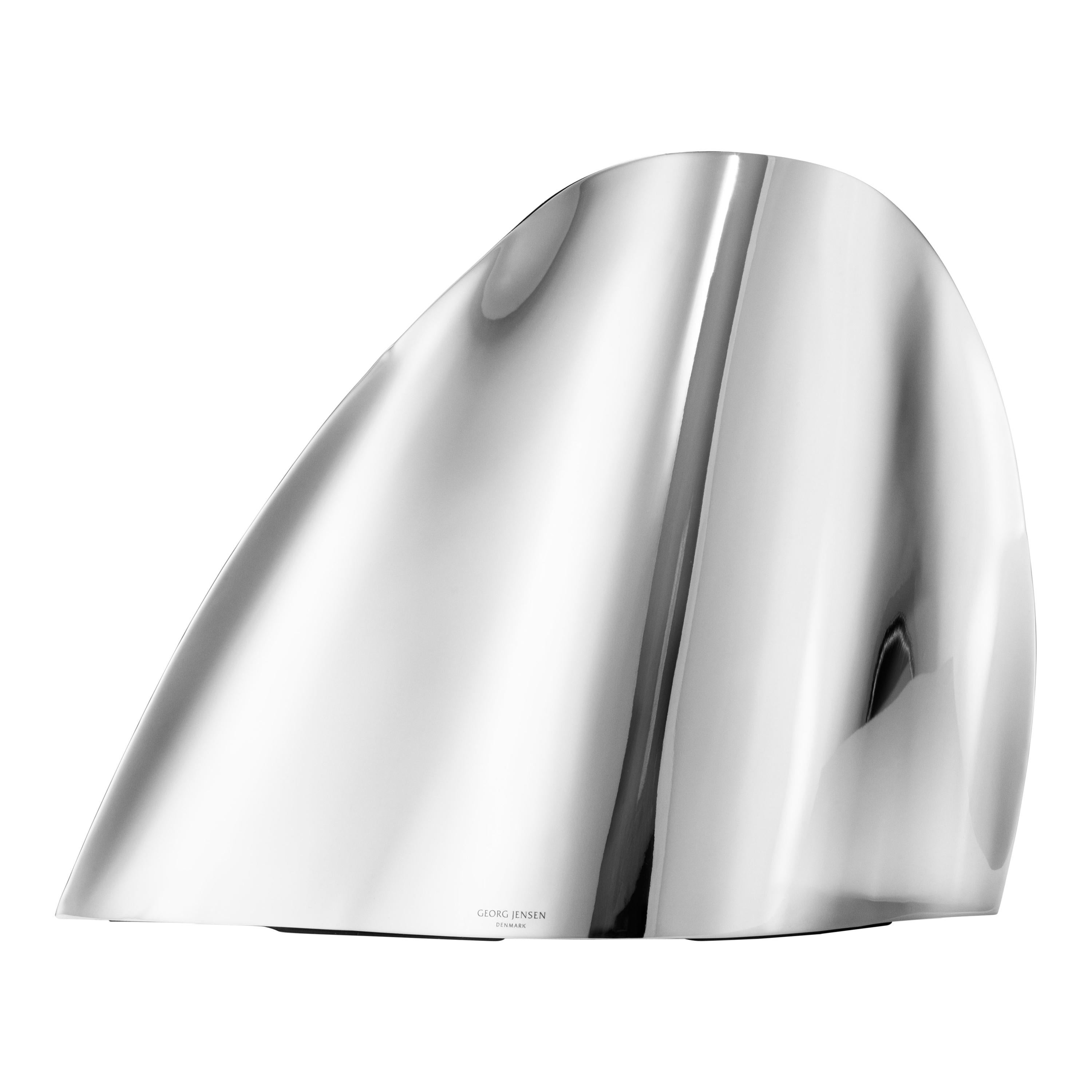 Georg Jensen Indulgence Champagne Cooler in Stainless Steel by Helle Damkjær