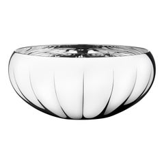 Georg Jensen Legacy Large Bowl in Stainless Steel by Philip Bro Ludvigsen