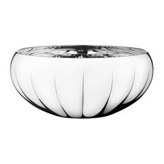 Georg Jensen Legacy Medium Bowl in Stainless Steel by Philip Bro Ludvigsen