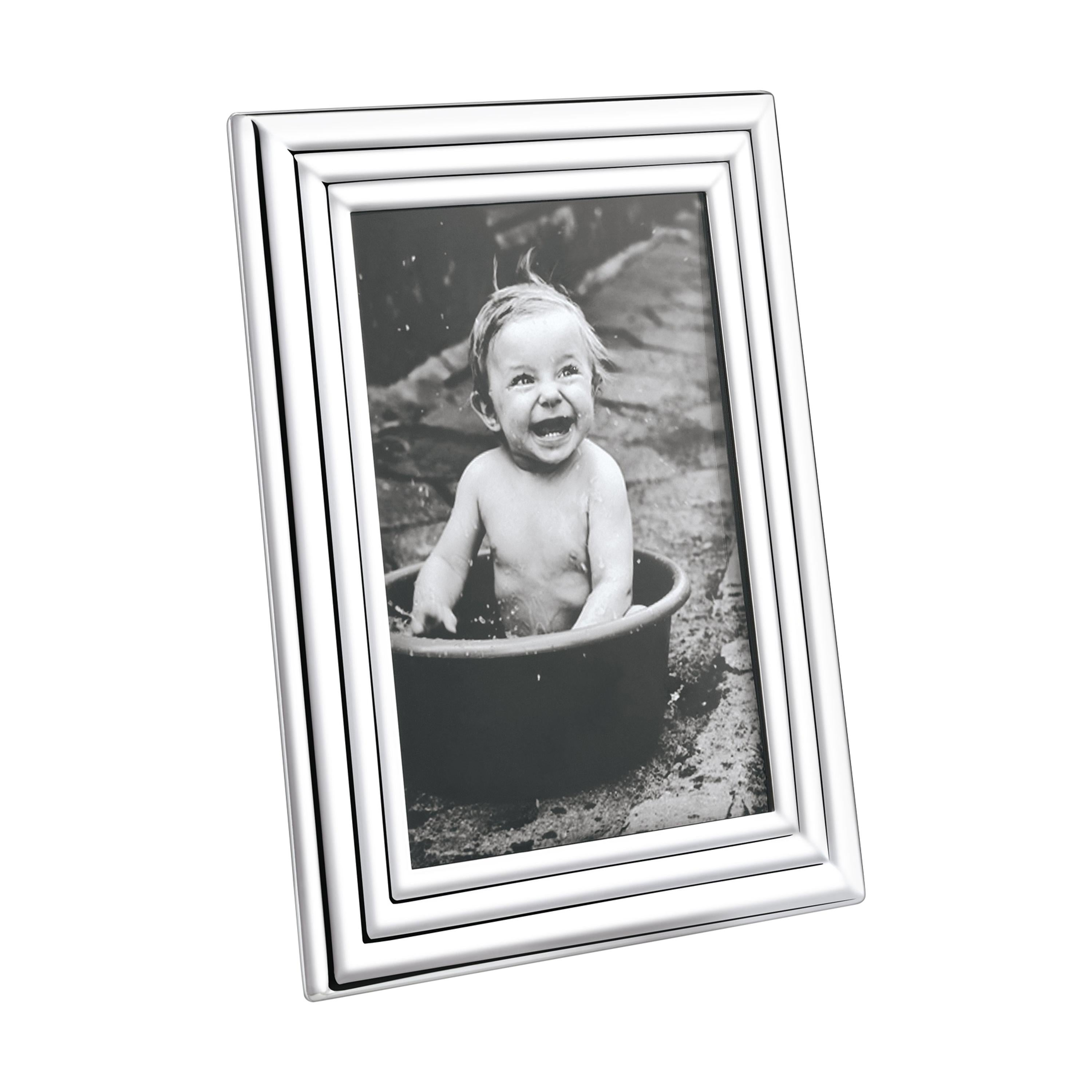 Georg Jensen Legacy Picture Frame in Stainless Steel by Philip Bro Ludvigsen