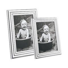 Georg Jensen Legacy Picture Frame Set in Stainless Steel