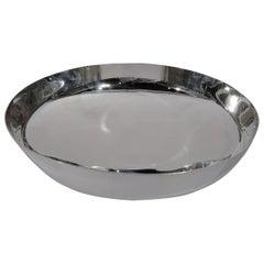 Georg Jensen Mid-Century Modern Sterling Silver Bowl