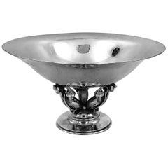 Georg Jensen Silver Bowl