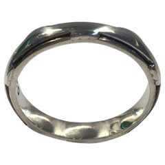 Georg Jensen Silver Ring No 60