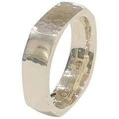 Georg Jensen Silver Smithy Ring design no. 590b