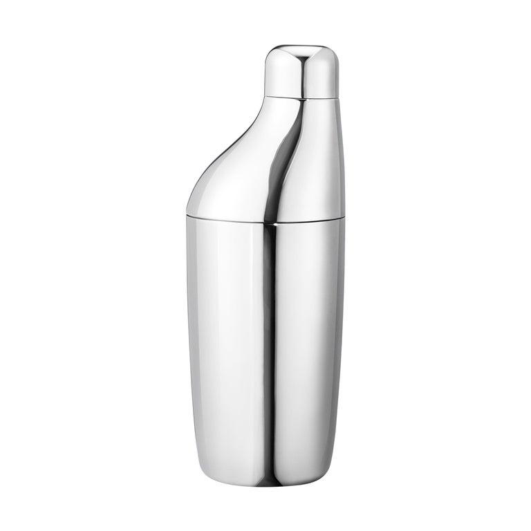 Georg Jensen Sky Cocktail Shaker in Stainless Steel Finish by Aurélien Barbry For Sale
