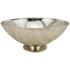 Georg Jensen Sterling Bowl, 546B, circa 1931