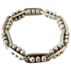 Georg Jensen Sterling Silver Art Deco Bracelet No. 68B
