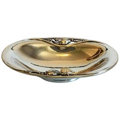 Georg Jensen Sterling Silver Blossom Bowl No. 2A