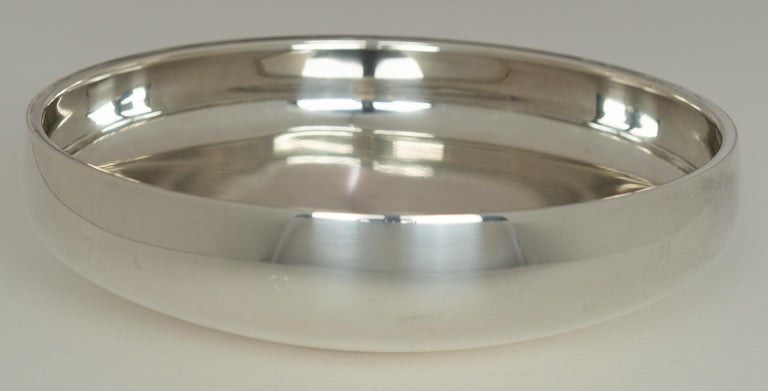Henning Koppel - Sterling Silver Bowl, Model No. 1132B - Georg Jensen, Denmark  For Sale 2