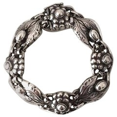 Georg Jensen Sterling Silver Bracelet #3