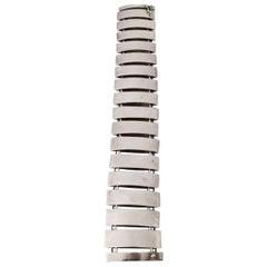 Georg Jensen Sterling Silver Bracelet by Arno Malinowski No 136